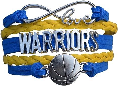 Golden State Warriors pulsera, Golden State Warriors joyas ...
