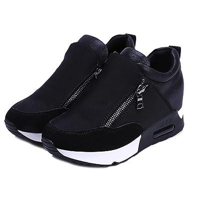 1eb0b33261937 Mode Adulte Femme Chaussures Femmes Weant Baskets Mixte qvtxX