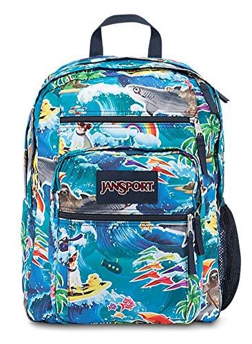 JanSport Big Student Classics Series Backpack - Wet