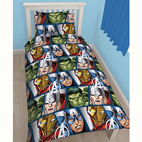 marvel duvet cover full - 3