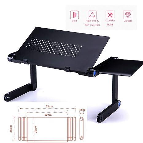 Amazon.com: JVCZ - Mesa de escritorio para ordenador ...