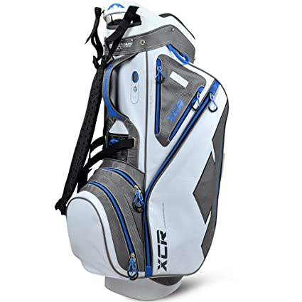 Amazon.com: Sun Mountain 2016 XCR carro bolsa de golf ...