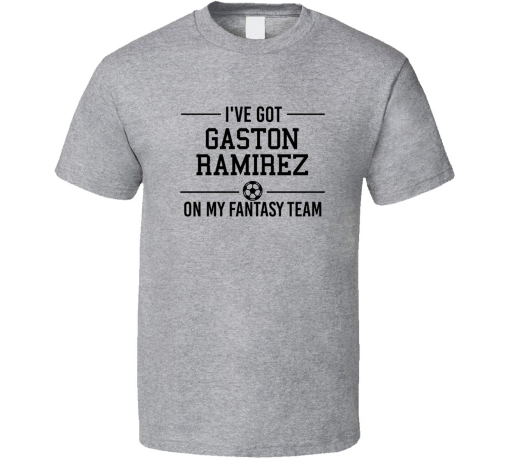 Gaston Ramirez Is On My Fantasy Team Uruguay World Cup 2018 Soccer Lovers T Shirt 9784