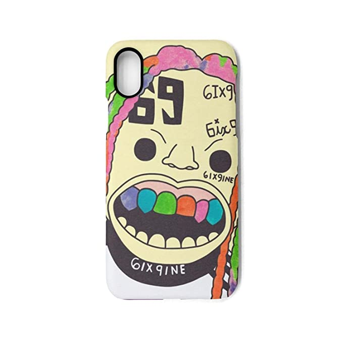 amazon com iphone x case american rapper 6 9 new york tpu shockproof slim fit ultra thin super light strongest durable snugly fit snap on print for apple