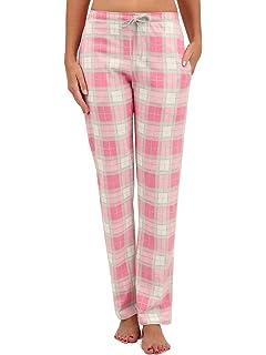c3dabcd69e Pyjamahosen Damen Nachtwäsche Pyjama Lang Freizeithosen Jerseyhose ...