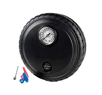 Houseware BN1513 Compresor de Aire 12V 10 Bar 150 Psi Hinchador de Ruedas Coche: Amazon.es: Coche y moto
