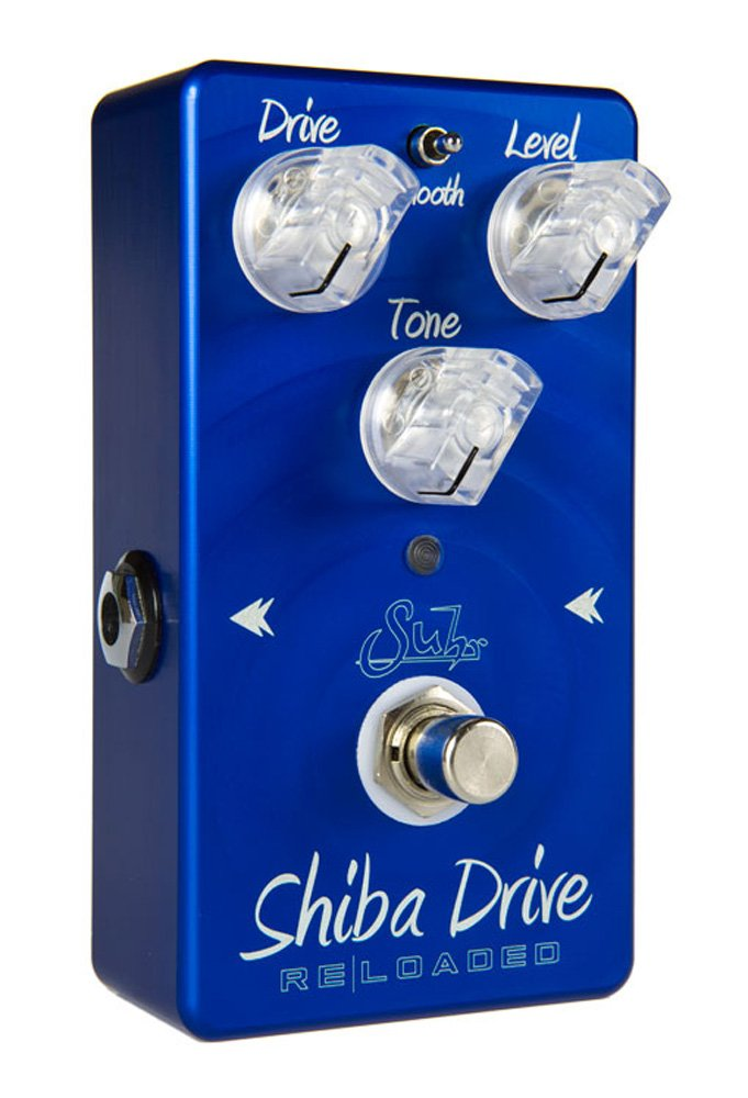 Suhr Shiba Drive Reloaded Overdrive Pedal by Suhr