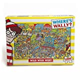 Wild West 1000pc Where's Wally by Paul Lamond