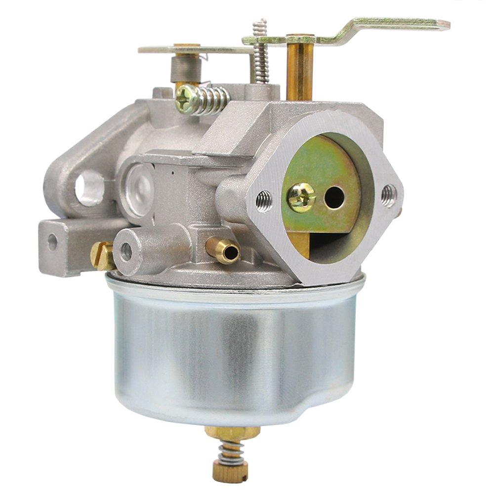 632334a Carburetor For Tecumseh 632370a 632110 632111 Fuel Filter Hm100 632334 632370 632536 640105 Garden Outdoor