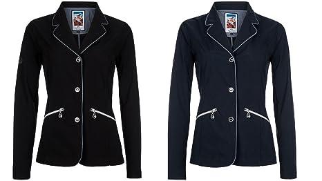 HV Polo Competición Jacket Hollywood, Color Negro, tamaño Extra ...