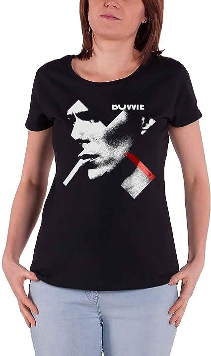 David Bowie Smoking T-Shirt Homme