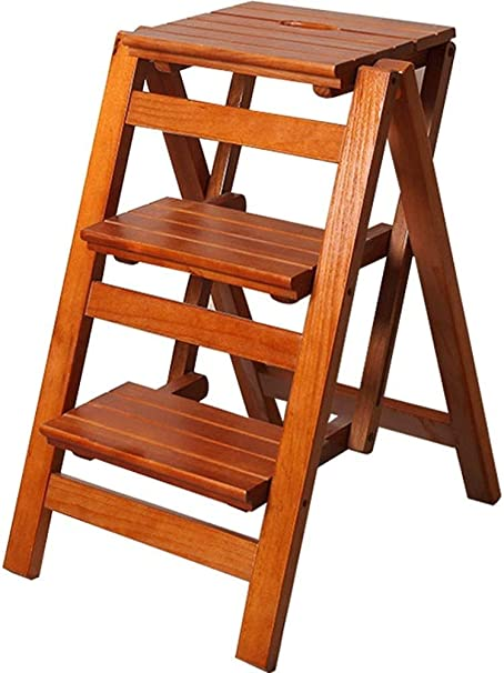 LFDHSF Escalera multifunción Escalera Plegable Taburete Cambio de Banco de Zapatos Escalera de Escalera Escalera de Escalera Taburete de Escalera: Amazon.es: Hogar