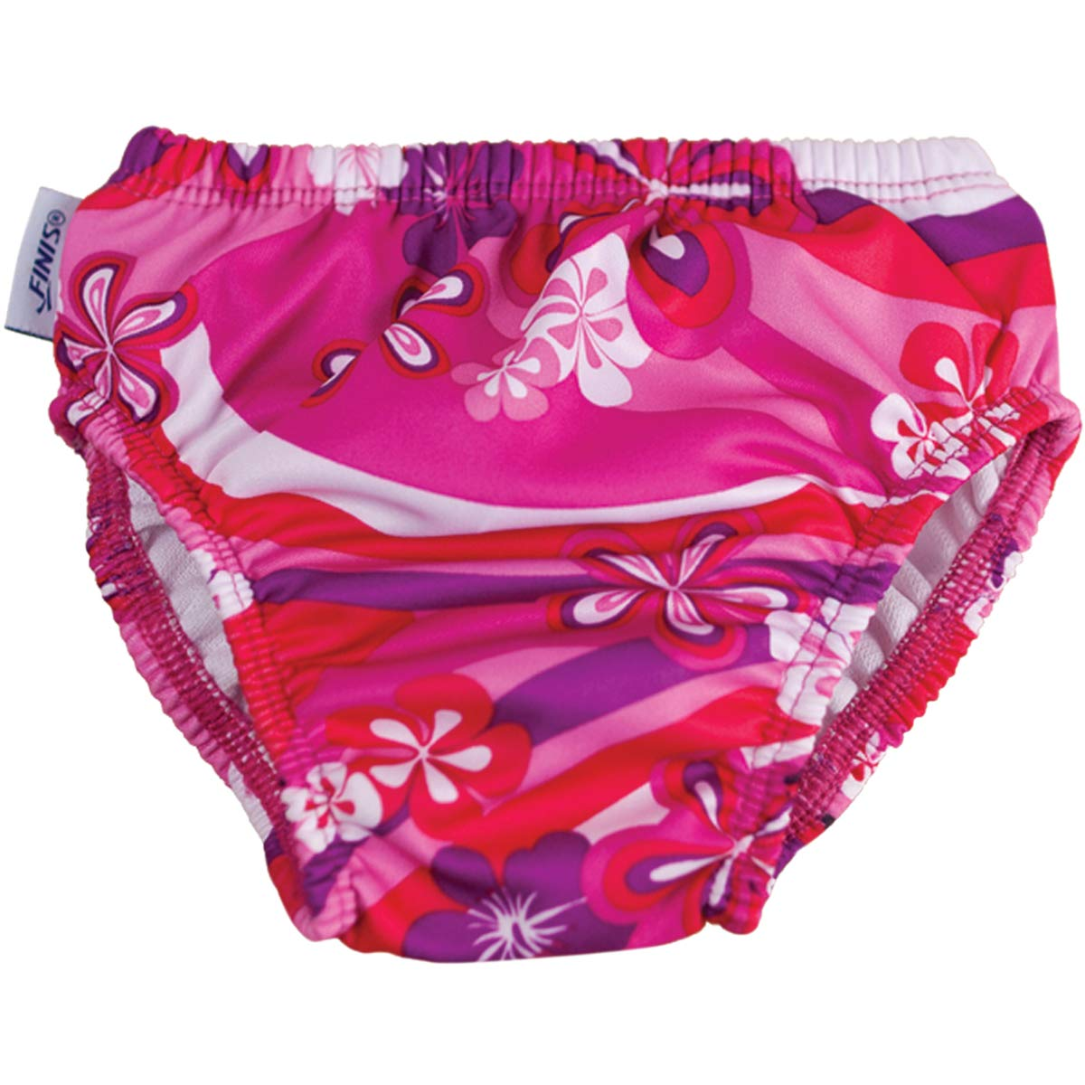 Swim Diaper - Flower Power S