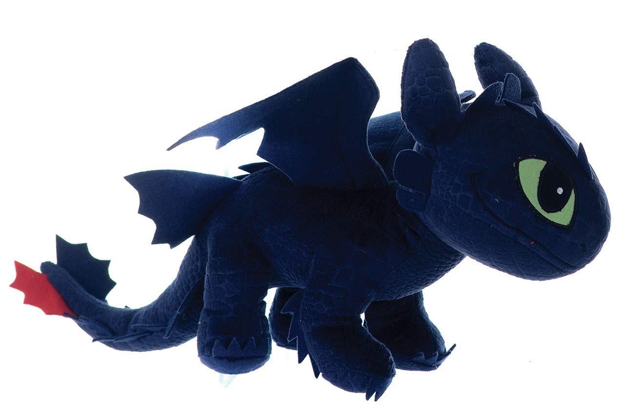 Drachenzähmen Leichtgemacht 3 Ohnezahn 60 Cm Plüsch Glow In The Dark Spielzeug