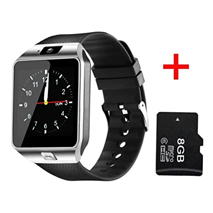 PINCHU Smart Watch SmartWatch Passometer DZ09 Soporte SIM TF ...