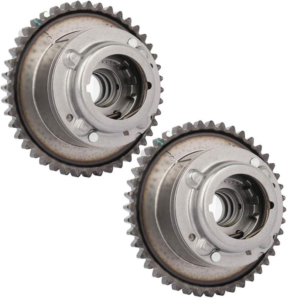 ANPART Exhaust /& Intake Timing Camshaft Gear Sprocket Fit for Mercedes-Benz C250 SLK250 2.5L 3.5L 1.18L