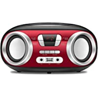 Boom Box Up Red USB Bivolt, Mondial, NBX-17, Mondial, Boom Box Up Red USB NBX-17,