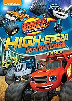 Blaze & The Monster Machines: High-speed Adventure 0