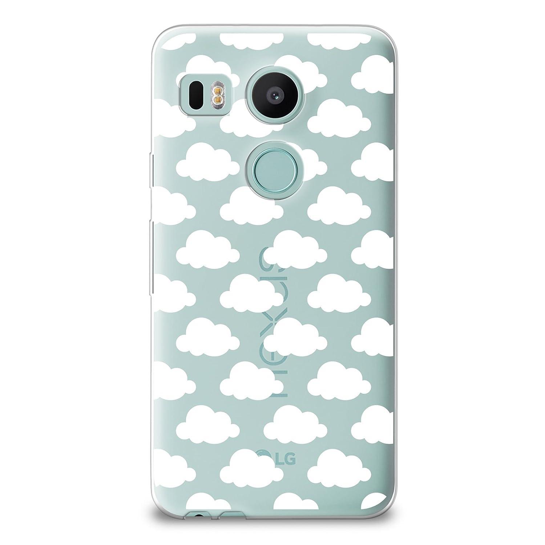 CasesByLorraine Nexus 5X - Carcasa rígida y Suave para LG ...