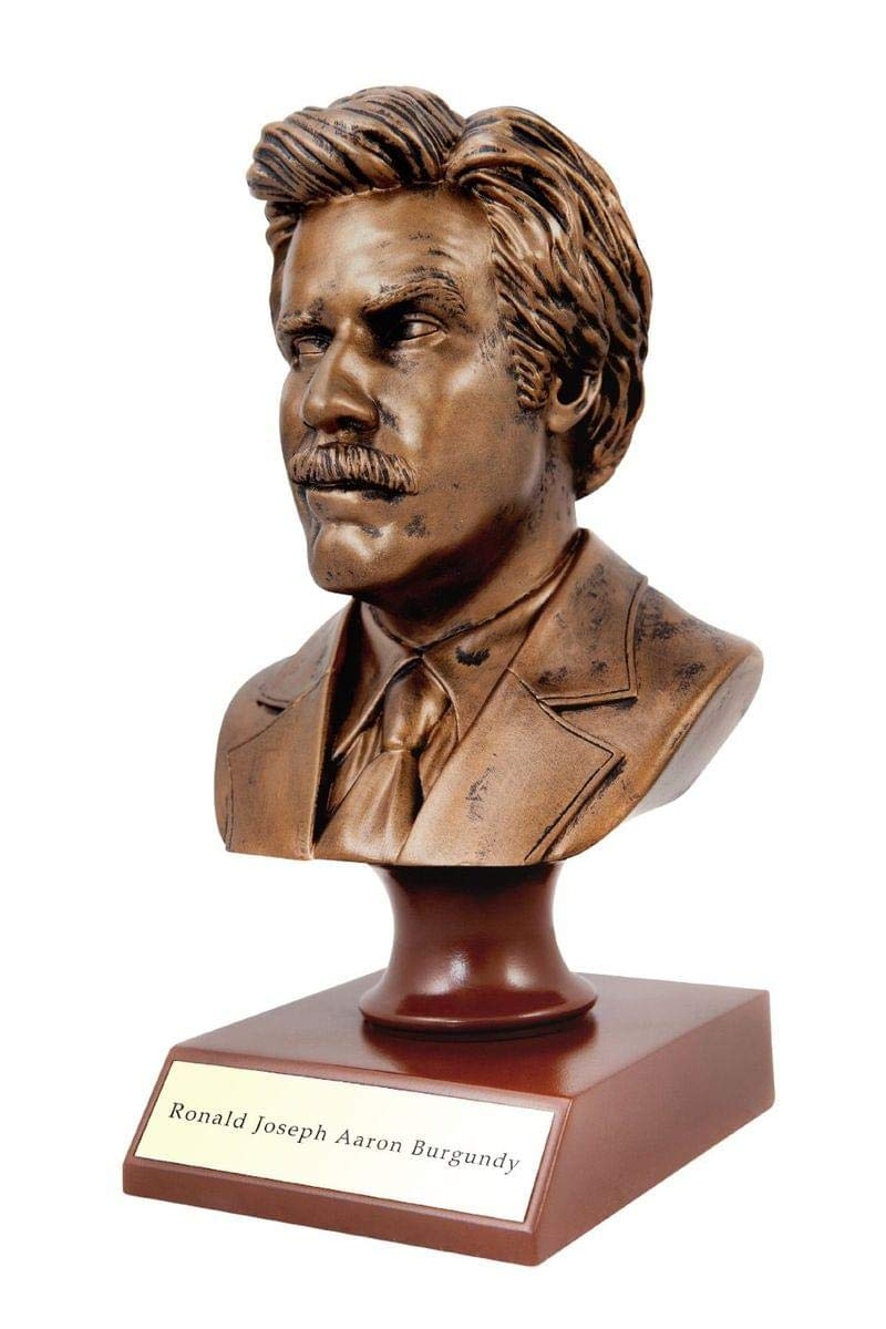 Anchorman Ron Burgundy 7'' Bust by Anchorman