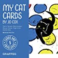 My Cat Cards by Jo Cox