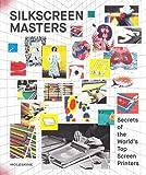 Moleskine Publishing Books, Silkscreen Masters, Hard Cover