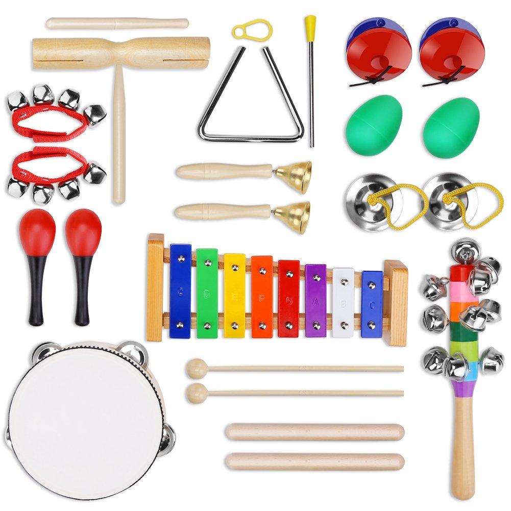 YISSVIC Juguetes de Instrumentos Musicales para Niños