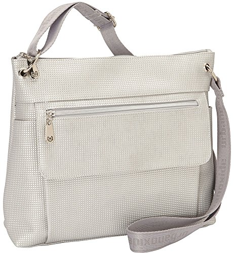 hobo-urban-oxide-womens-trek-crossbody-purse-bag-silver