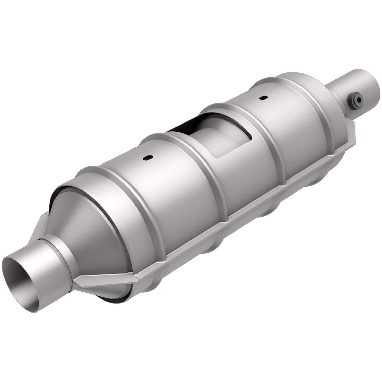 MagnaFlow 55400 Universal Catalytic Converter Non CARB Compliant