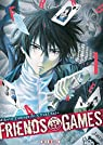 Friends Games, tome 1 par Mikoto