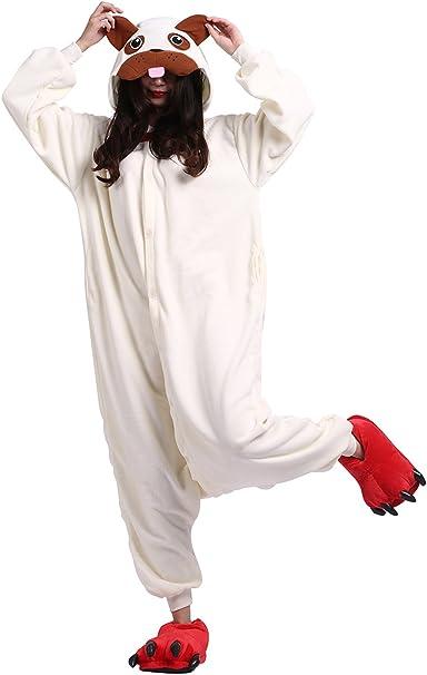 DarkCom Disfraz de Animal Unisex para Adulto Sirve como Pijama o ...