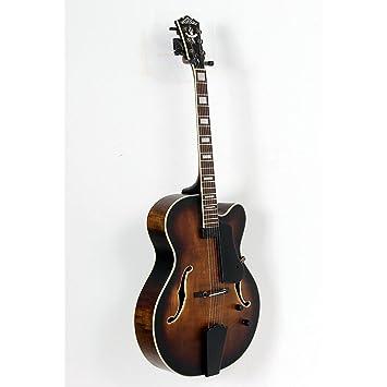 Washburn J600 - Guitarra eléctrica de Jazz Cutaway veneciano Vintage 888365136271: Amazon.es: Instrumentos musicales