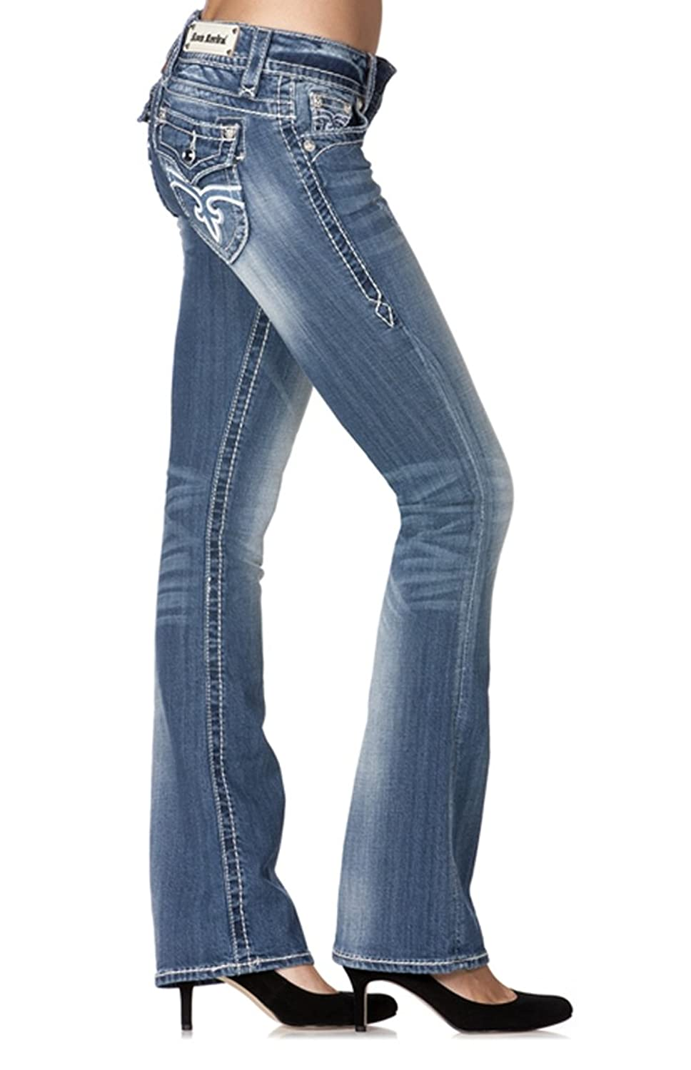 Rock Revival RJ8156B73 Jen Bootcut Denim