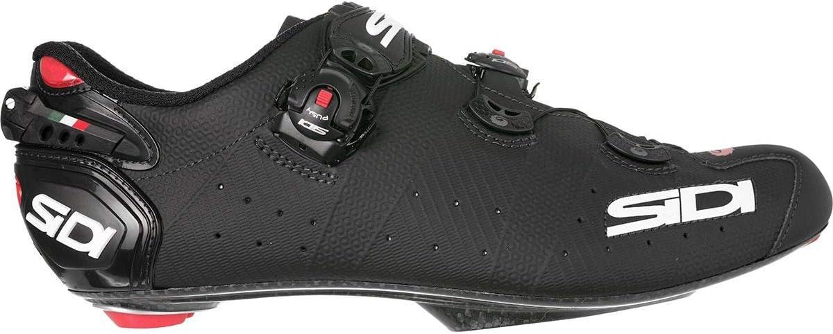 Zapatillas de Ciclismo Sidi Wire 2 SP Matt Negro: Amazon.es: Zapatos y complementos