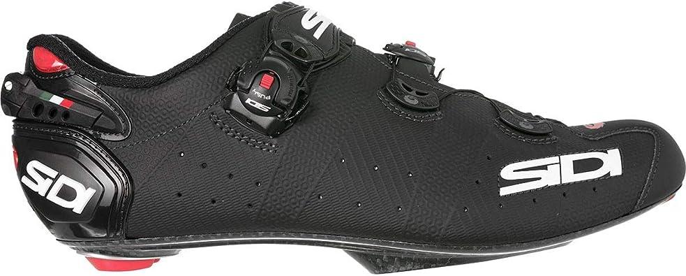 Zapatillas de Ciclismo Sidi Wire 2 SP Matt Negro: Amazon.es ...