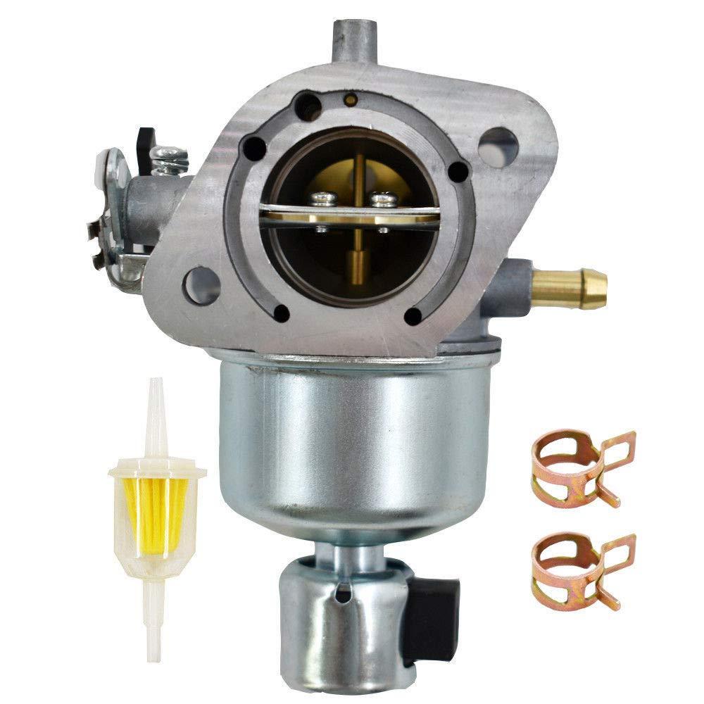 NIMTEK Carburetor For Kawasaki 15004-0985 Fits Specific FR691V FS691V 15004-0829