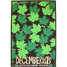 2007 The Decemberists - Koln I Concert Poster by Todd Slater