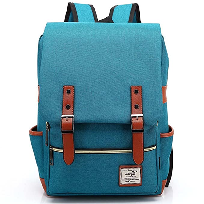 ce3ba5f68f ZEBELLA Casual Lightweight College Backpack Laptop Bag School Travel  Daypack Unisex