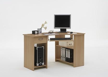 Dreams4Home escritorio Vera, mesa oficina mesa en haya, en ...