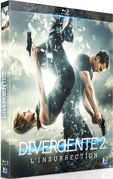 Divergente 2 : Linsurrection [Italia] [Blu-ray]: Amazon.es: Shailene Woodley, Theo James, Naomi Watts, Daniel Dae Kim, Kate Winslet, Ashley Judd, Jai Courtney, Ray ...
