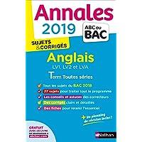 Annales ABC du BAC 2019 - Anglais Term toutes séries