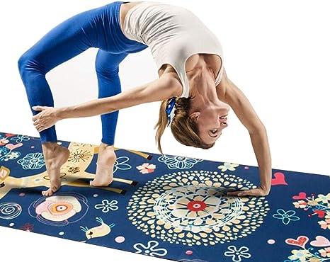 Esterilla de Yoga Natural de Grist CC