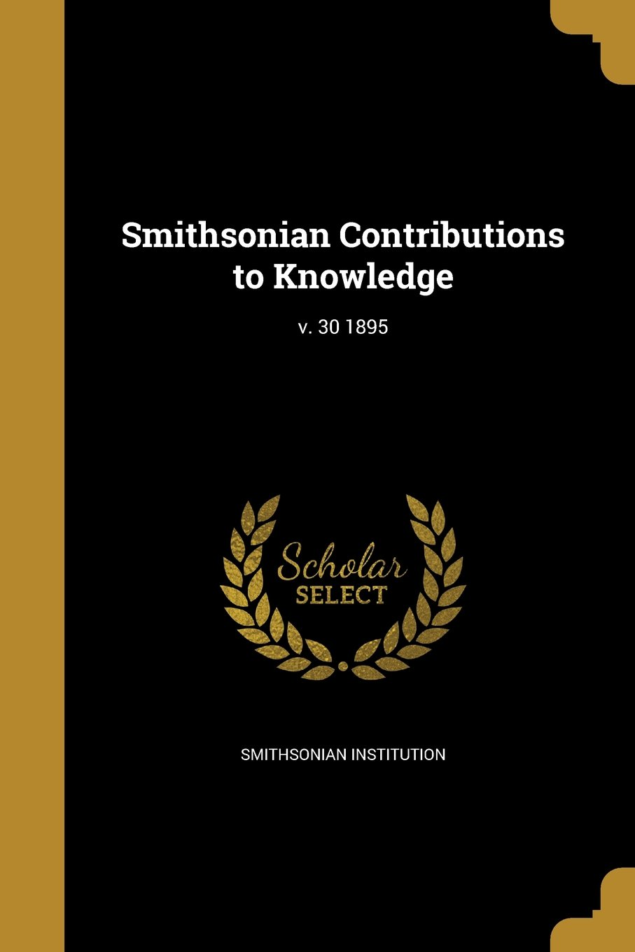Download Smithsonian Contributions to Knowledge; V. 30 1895 PDF