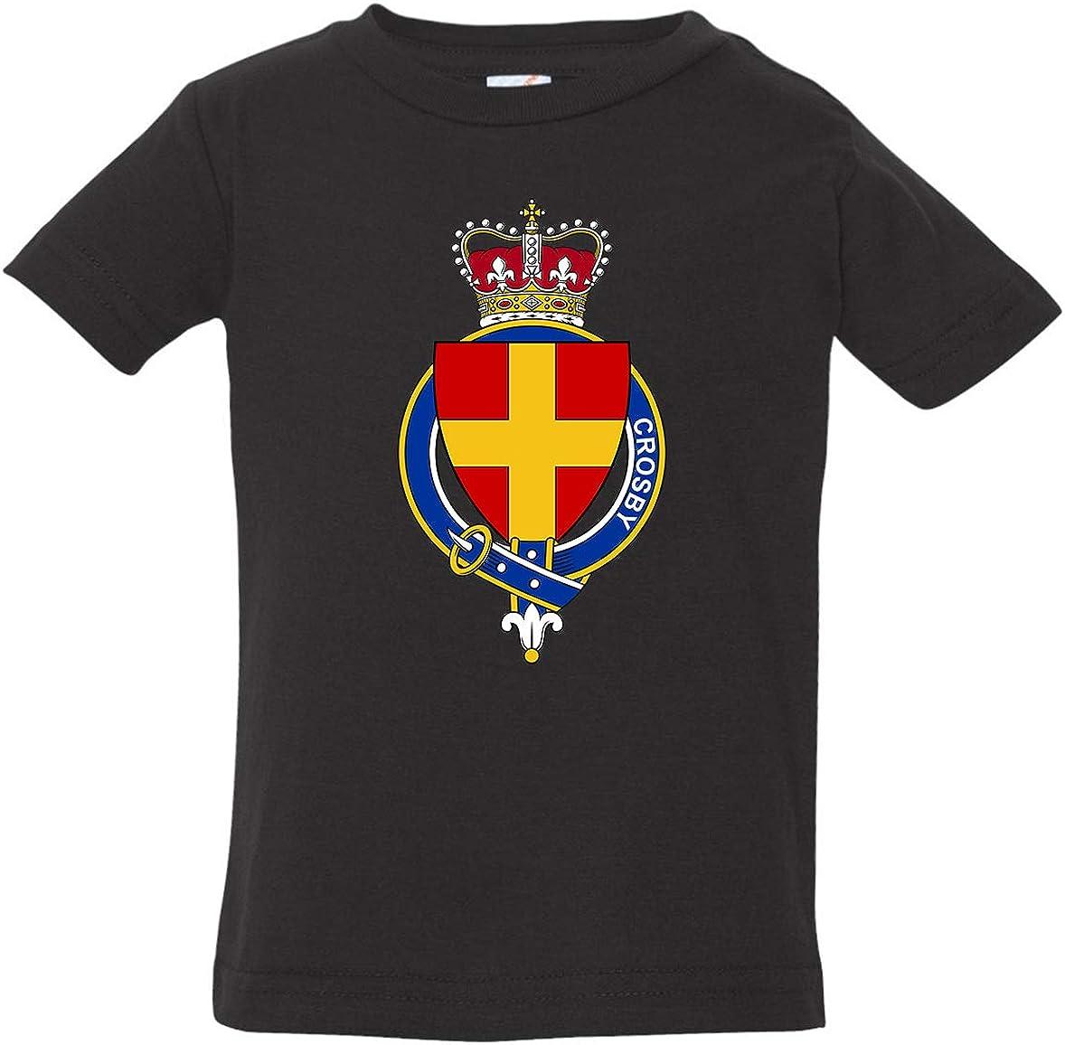Tenacitee Babys Scottish Garter Family Crosby Shirt