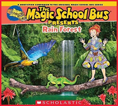 Magic School Bus Presents: The Rainforest