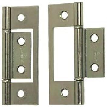 Stanley Hardware Non Mortise Bi Fold Door Hinge 402134