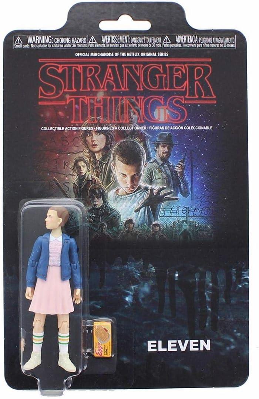 Stranger Things Funko 3 3/4-Inch Action Figure - Eleven: Amazon.es: Juguetes y juegos