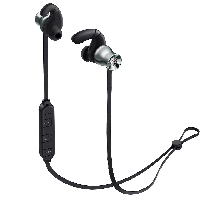 AUKEY Cuffie Bluetooth Wireless Sport