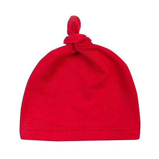 Amazon.com  MingDe Sports Baby Hats Newborn Newborn Infant Baby Hat ... 110b6f9ae11