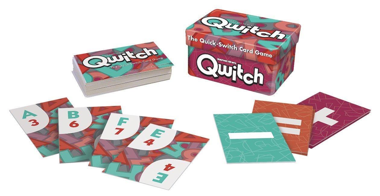 Spiele Playmonster Qwitch